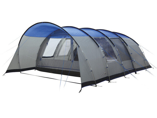 High Peak Leesburg 6 Tente, grey/blue